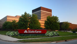 State Farm headquarters building