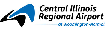 Logo - Central Illinois Regional Airport at Bloomington-Normal
